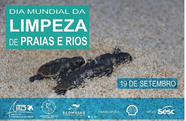 Grupo BobZ é destaque no Dia Mundial da Limpeza de Praias e Rios