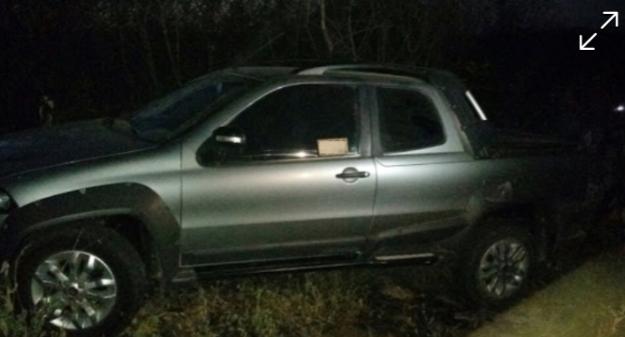 Bandidos tomam carro de assalto na PI 115