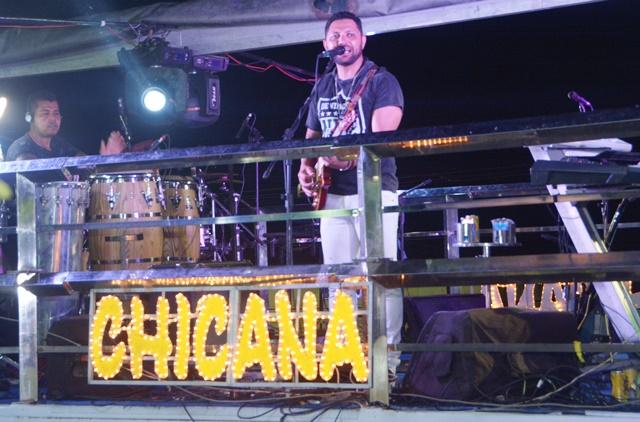 Tragédia! Cantor da banda Chicana morre em acidente de carro, no Nordeste