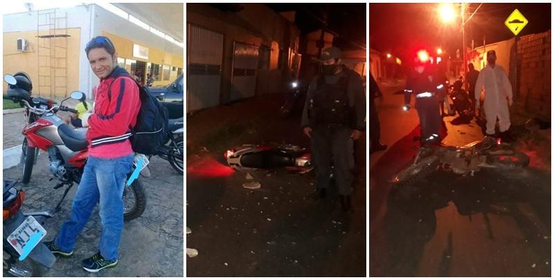 Homem morre após colidir motocicleta em residência no Norte do Piauí