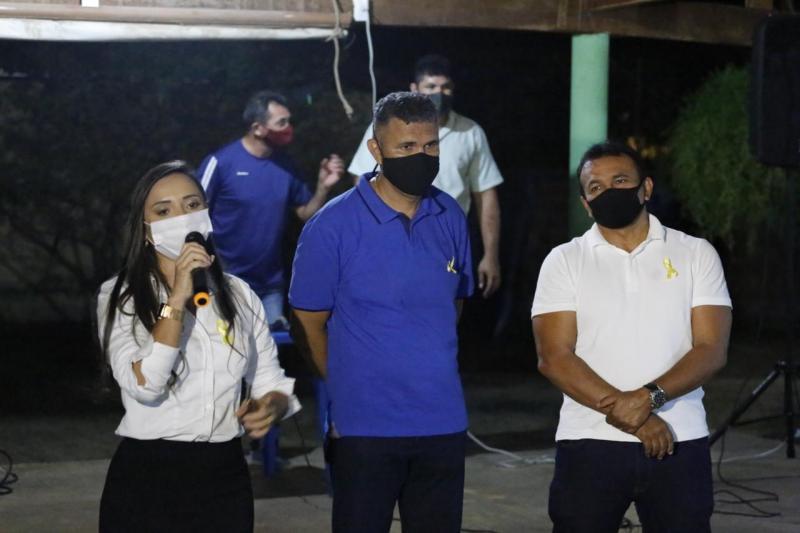 Sem UBS e sem cheches, Taboca do Pau Ferrado entrega demandas para Fábio Abreu