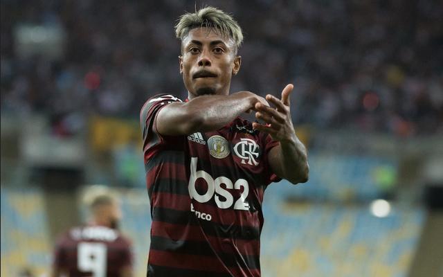 Bruno Henrique, Diego, Isla e Michael  do Flamengo testam positivo para Covid-19