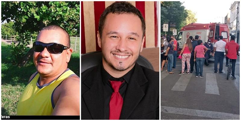 Agente de trânsito morre esfaqueado e outro fica ferido ao multar mototaxista no Piauí