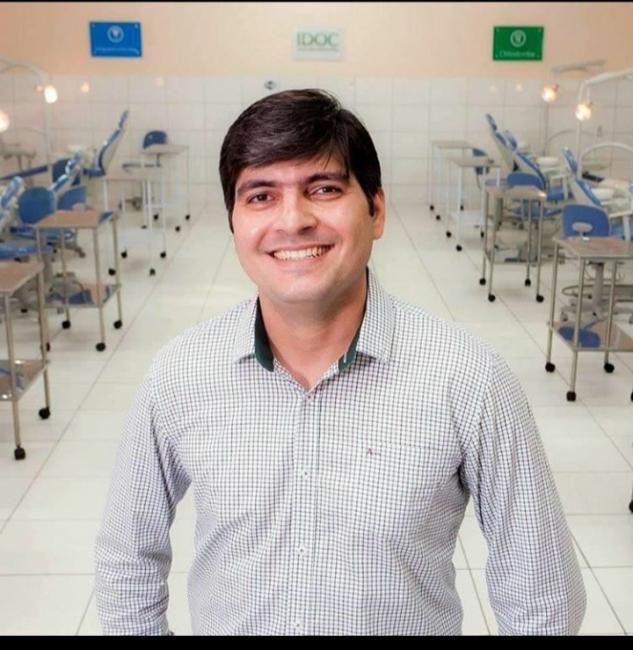 Júlio Tajra Fortes disputará o cargo de vereador de Teresina nas eleições 2020.