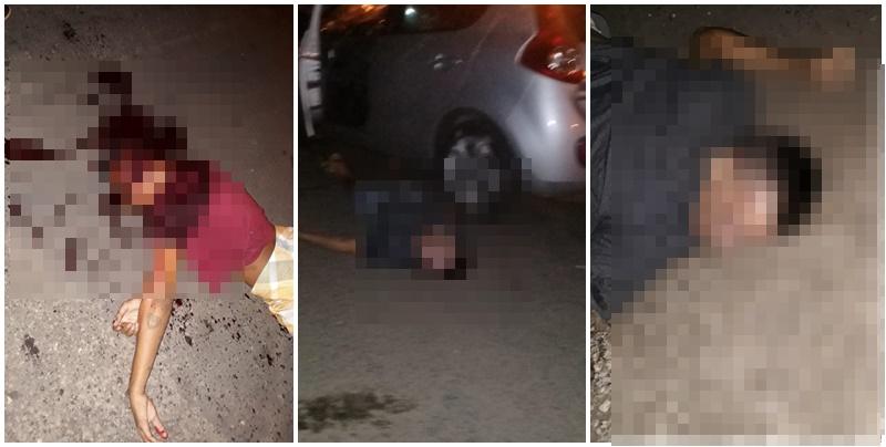 Vítima reage a assalto e mata dois bandidos em restaurante em Teresina