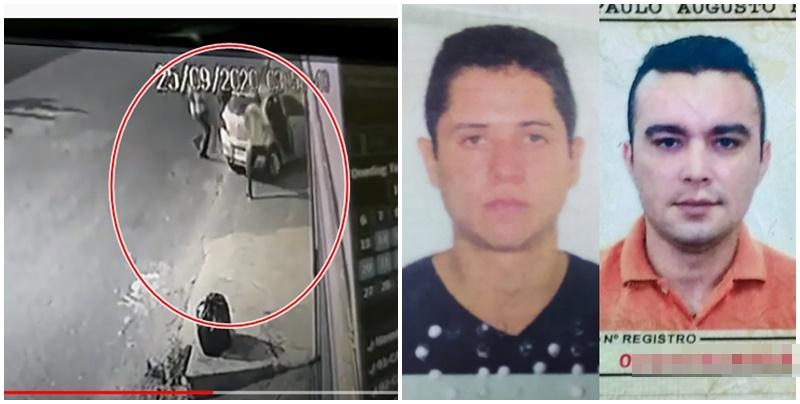 Vídeo mostra momento em que jovens são executados a tiros próximo ao Teresina Shopping