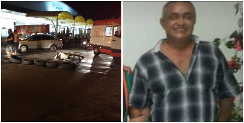 Dono de frigorífico morre em acidente na zona Sul de Teresina