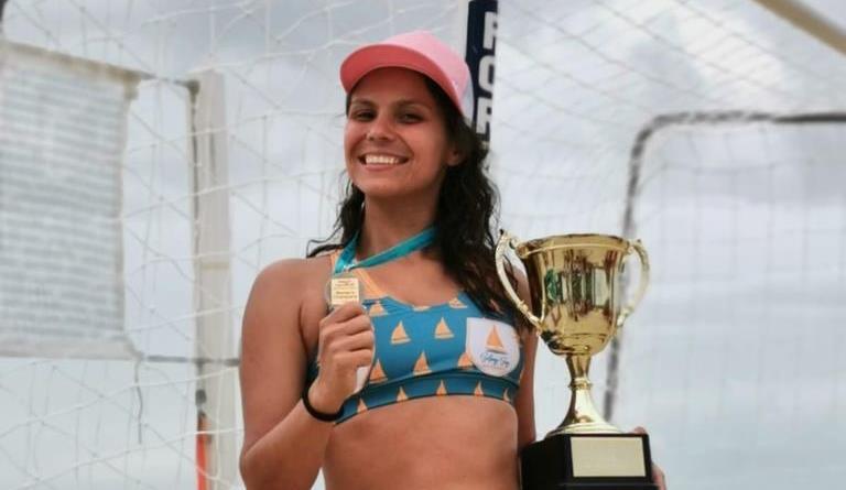Atleta piauiense conquista ouro na Austrália