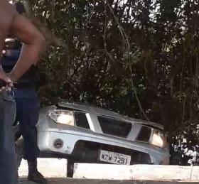 Mulher rouba carro e na fuga atropela idosa e criança em Teresina