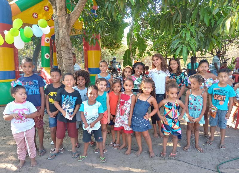 São Gonçalo - PI | Dia das Crianças é celebrado na Comunidade Lagoa Vermelha