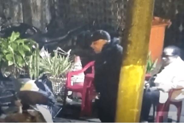 Vídeo: mulher é agredida por companheiro com cabeçada e soco