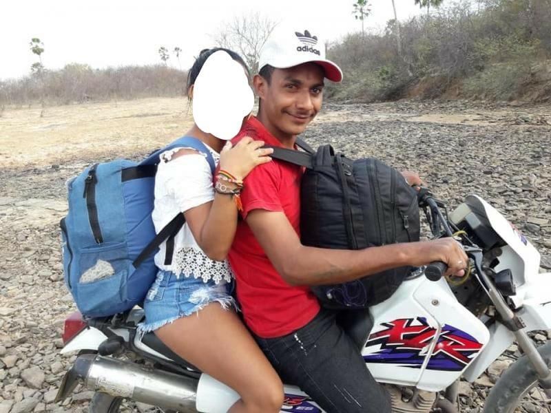 Piauiense 'desaparece' após viajar com mulher que conheceu na internet