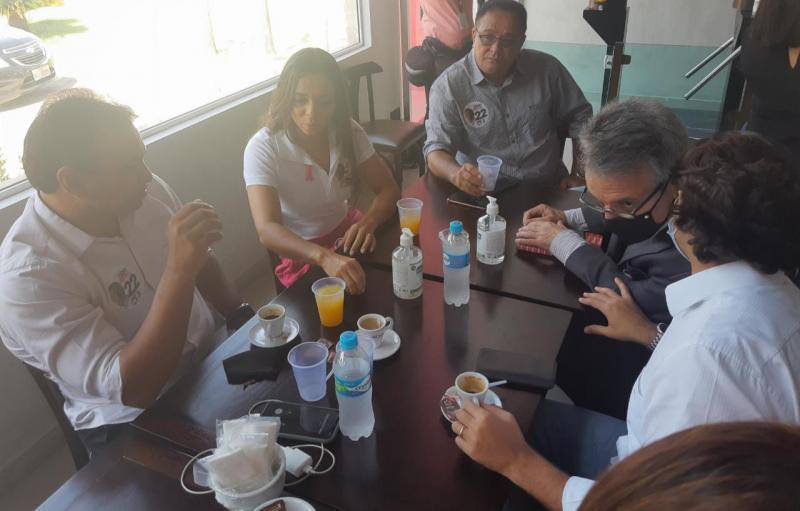 Fabio Abreu elogia desempenho de aliados e destaca sintonia entre a base e seus eleitores