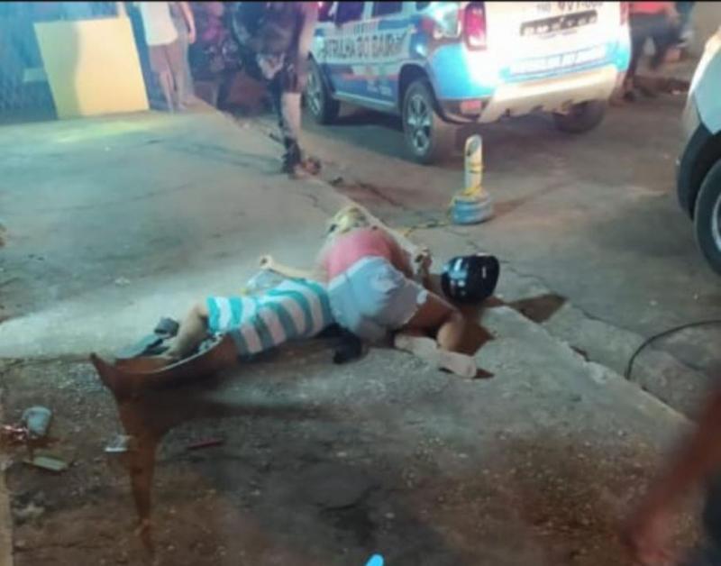 Tiroteio em festa termina com dois mortos e vários feridos em Timon; veja vídeos