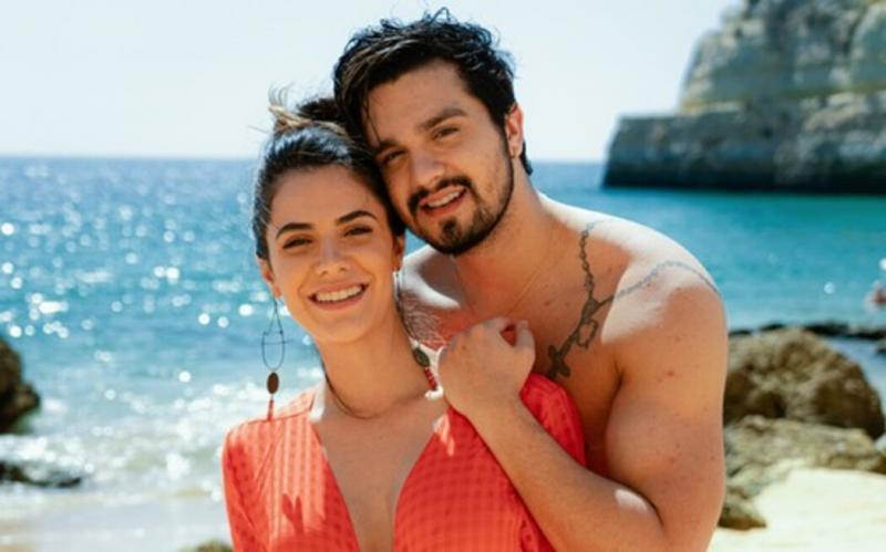 Luan Santana e Jade terminam relacionamento após 12 anos juntos