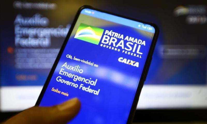 Caixa paga auxílio emergencial para 5,2 milhões de beneficiários