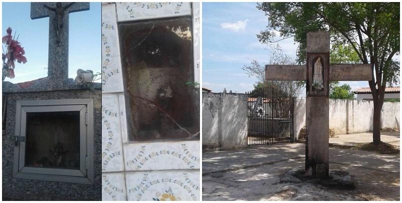 Conheça a história da Santa que anda na cidade de Beneditinos no Piauí