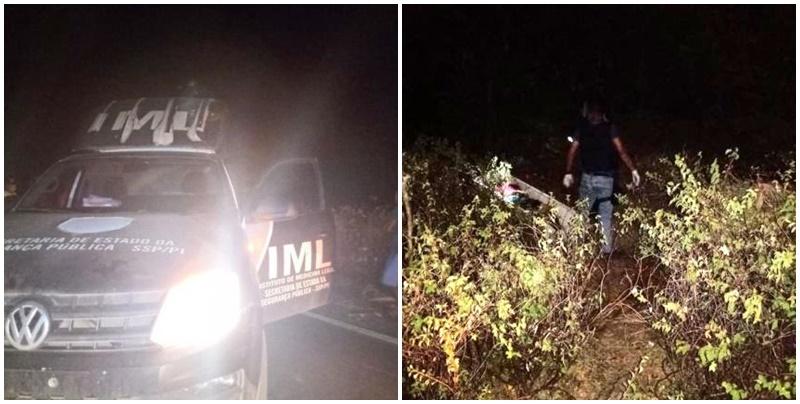 Jovem é encontrado morto com marcas de tiros no litoral do Piauí