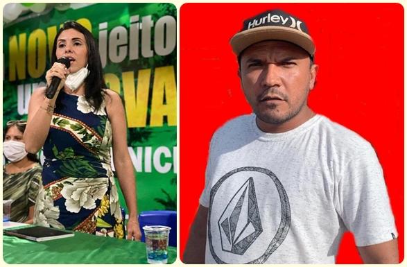 Qual é o vice-prefeito de Cajueiro da Praia que você prefere na falta do gestor ??