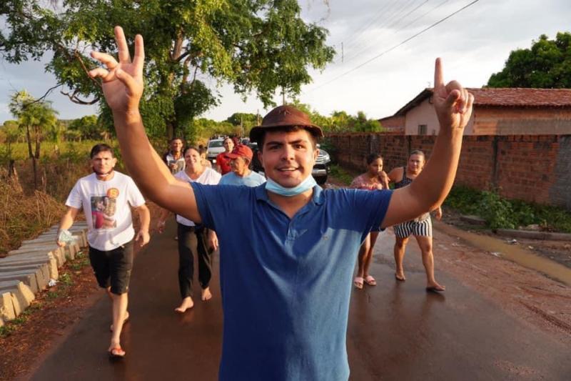 Coronelzim é favorito para vencer as eleições em Altos