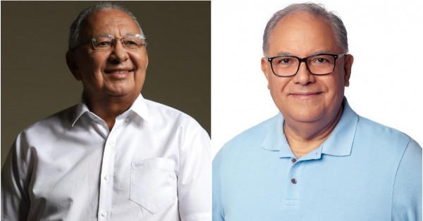 Dr. Pessoa e Kleber Montezuma disputam o 2º turno das eleições em Teresina