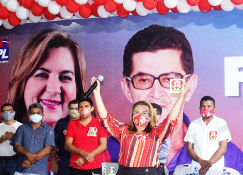 Vilma Lima (PT) é reeleita prefeita de São João do Arraial