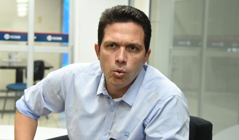Major Diego Melo não apoia candidatos no 2º turno: