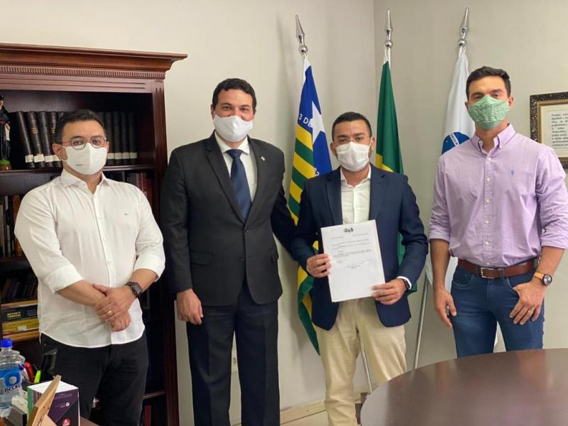 Dr. Nycollas Pereira assume cargo em Direoria de Comissão Estadual da OAB. Veja!