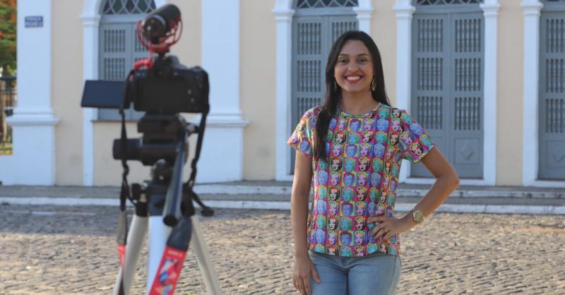 Caçando Conversa estreia nova apresentadora para a segunda temporada.