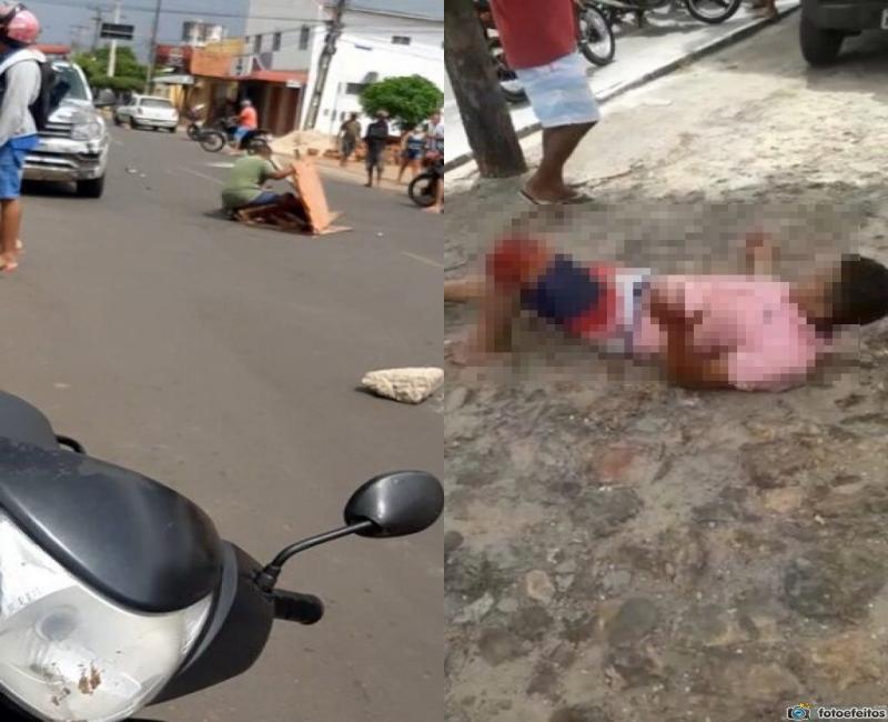 Irmãos baleados em aniversário se envolvem em acidente ao procurar hospital em Teresina