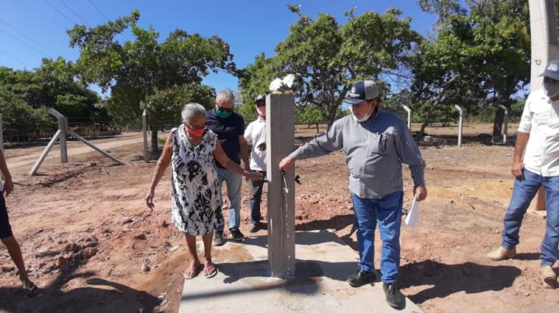 PMU irá construir mais 12 poços na zona rural