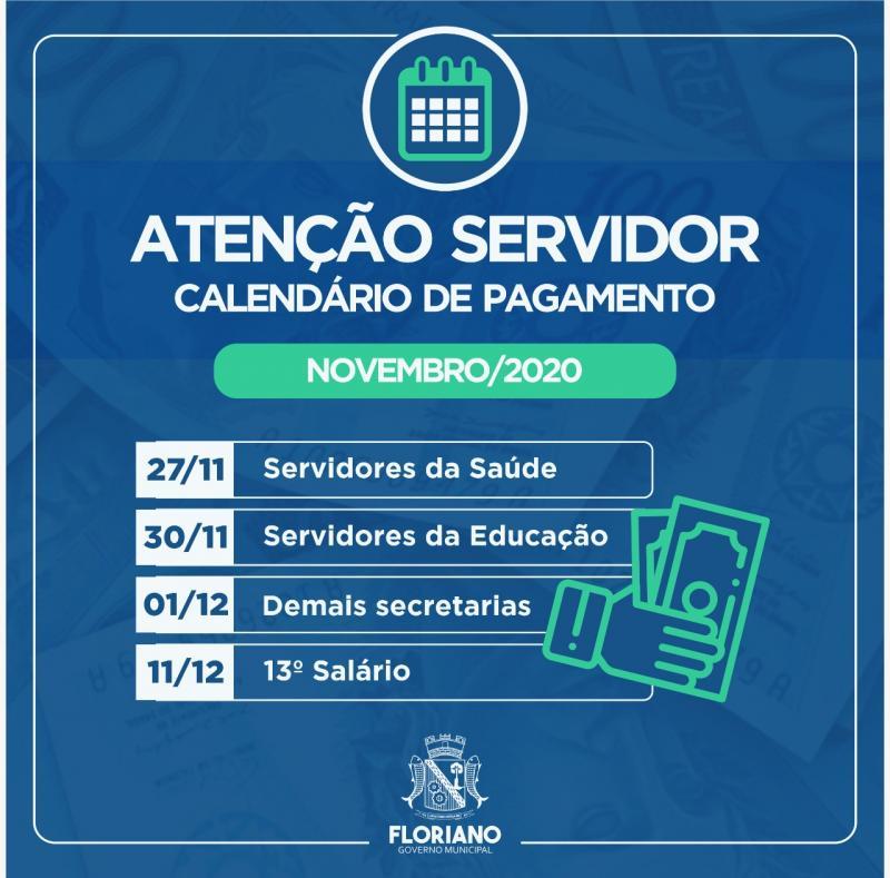 Prefeitura antecipa pagamento do servidor e anuncia data do 13º