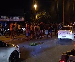 Homem morre ao ser atropelado por veículo na avenida Poti em Teresina