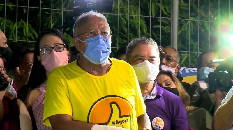 'Vamos responder com trabalho', diz Pessoa após ser eleito prefeito de Teresina