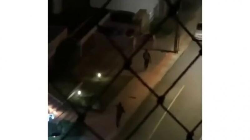Noite de terror: assalto em SC teve bandido com bazuca e reféns para bloquear rua; veja o vídeo
