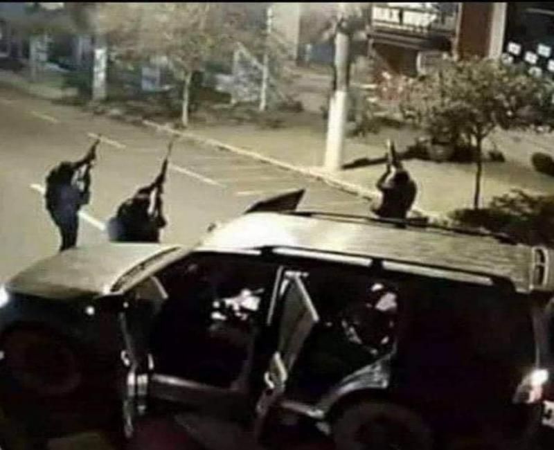 Primeiro de  dezembro, noite de terror em Criciúma, um dos maiores assaltos já visto no Bra