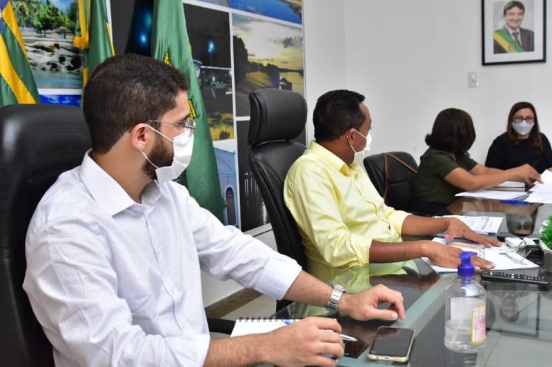 Prefeito Joel Rodrigues monta equipe de transição de governo
