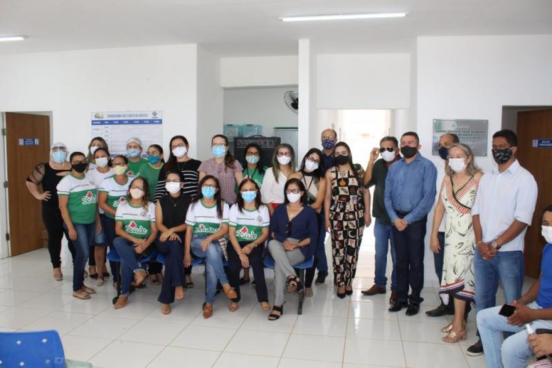 Prefeitura de Picos entrega nova UBS no bairro Émaús