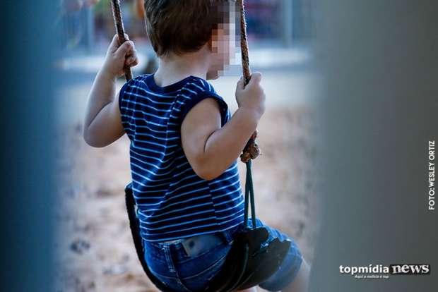 Pai é preso suspeito de matar o filho de dois anos