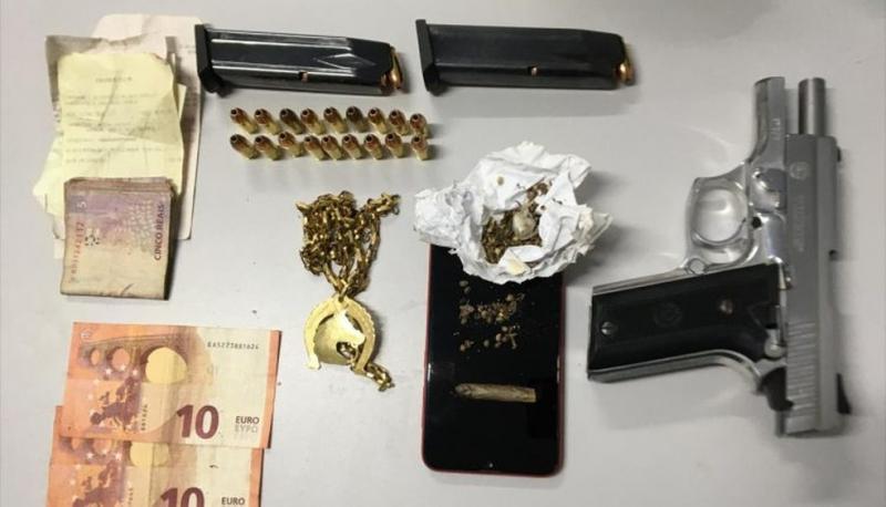 Operação prende pai, mãe, filho e tia por tráfico de drogas