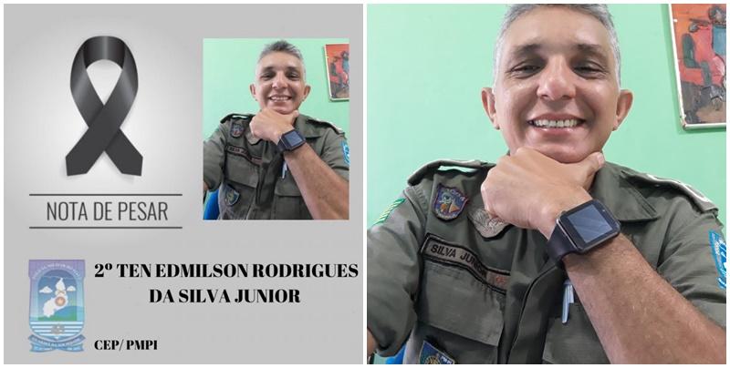 Tenente  Silva Júnior morre aos 53 anos vítima de leucemia em Teresina