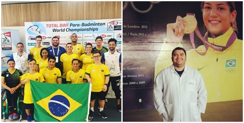 Fisioterapeuta da Seleção Brasileira de Badminton morre em acidente na PI-130 em Nazária
