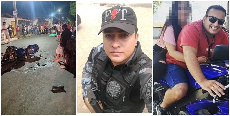 PM do Maranhão morre em grave acidente no Parque Piauí na Zona Sul de Teresina