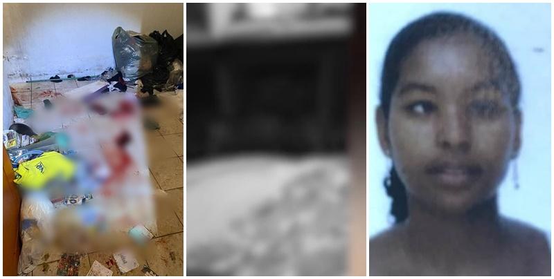 Mulher é brutalmente assassinada a facadas pelo companheiro; ele falava de Deus durante crime
