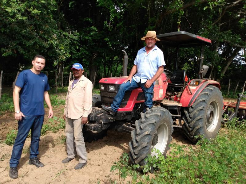 Jatobá do Piauí Secretario de agricultura