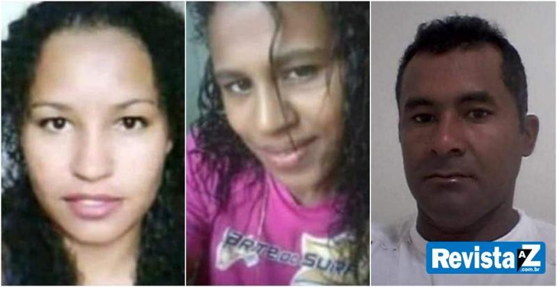 Vídeo: Piauiense mata ex-companheira e a irmã dela com vários tiros em GO