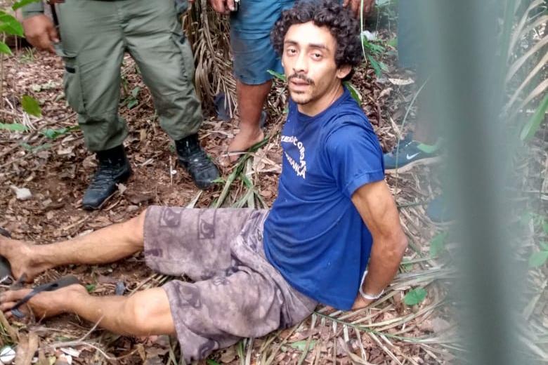 Polícia prende suspeito de praticar vários crimes em municípios do norte do Piauí