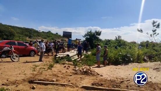 Acidente de carro mata jovem e deixa outro gravemente ferido no Norte do Piauí