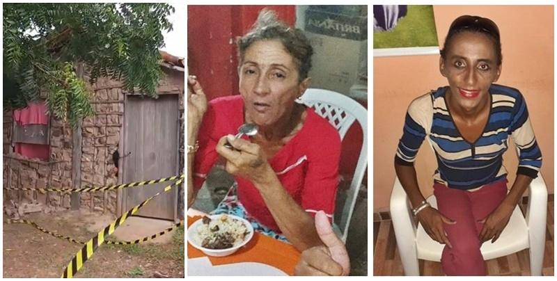 Mãe e filho são assassinados a tiros dentro de casa em cidade do Piauí