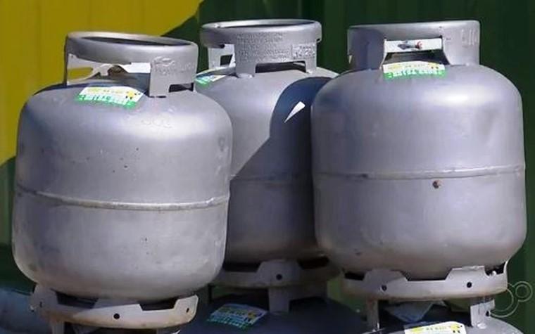 Preço do gás sobe para R$ 95,00 após reajusto em Campo Maior